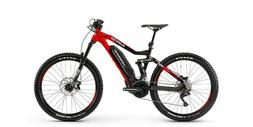 LARGE  Haibike XDURO All Mtn 2.0 Full Suspension E BIke Elec