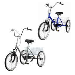 For Mantis Tri-Rad Adult Folding Bike Bicycle Unisex Tricycl