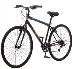 Mongoose Mens Bike 7 Speed Twist Shifters Road Sports Bicycl