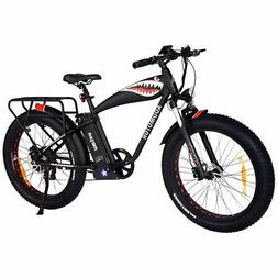 """Addmotor MOTAN Electric Bicycle 26"""" Fat Tire Flying Tiger Mo"""