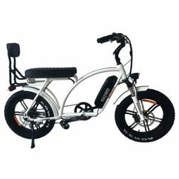 Addmotor MOTAN M-60 P7 Electric Fat Cruiser Bike Retro 750 W