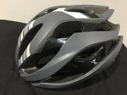 NEW GIANT REV BICYCLE HELMET GREY, MEDIUM 55-59CM