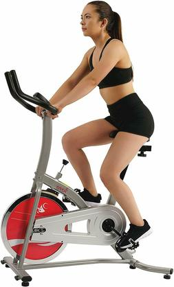 Sunny Health & Fitness Indoor Cycle Exercise Stationary Bike