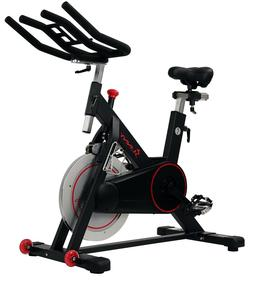 Sunny Health & Fitness Magnetic Belt Drive Indoor Cycling Bi