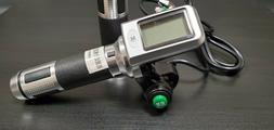 Throttle seed ebike to turn the multi-function speed control